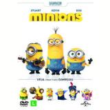Os Minions (DVD) - Vários (veja lista completa)