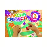 Marcha Criança Matemática (Volume 3) - Impresso - Aluno