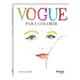 Vogue Para Colorir - Iain T. Webb