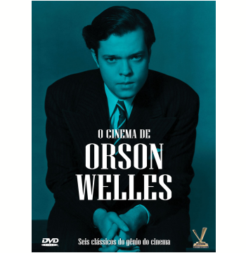 O Cinema De Orson Welles (DVD)
