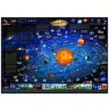 Sistema Solar - Mapa Para Crianças (CD) -