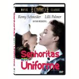 Senhoritas Em Uniforme (DVD) - Romy Schneider, Lilli Palmer