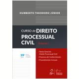 Curso de Direito Processual Civil (Vol. 1) - Humberto Theodoro Junior