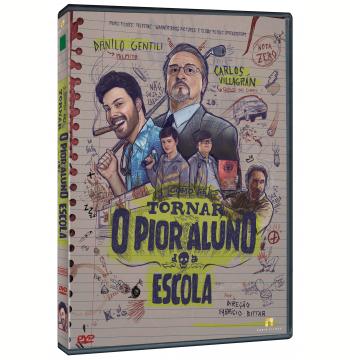 Como Se Tornar o Pior Aluno da Escola (DVD)