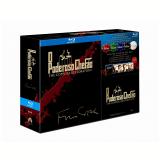 Trilogia O Poderoso Chefão - The Coppola Restoration + Kit Profissional de Poker (Blu-Ray) - Vários (veja lista completa)