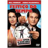 Feitiço do Tempo - Edição Especial do 15º de Aniversário (DVD) - Bill Murray, Andie MacDowell