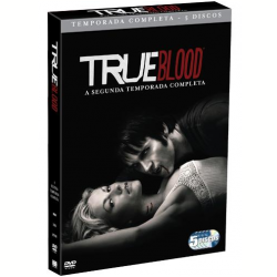 DVD - True Blood - 2ª Temporada Completa - Alan Ball ( Diretor ) - 7892110101264