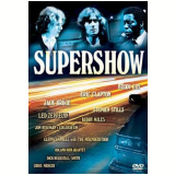 Supershow - The Last Great Jam of the 60's! (DVD) - Vários (veja lista completa)