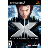 X-Men: The Official Game (PS2) -