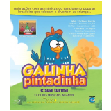 Galinha Pintadinha e Sua Turma (Blu-Ray) -