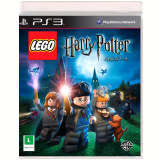 LEGO Harry Potter: Anos 1-4 (PS3) -