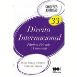 Direito Internacional (Vol. 33) - Fabiano T�vora, Diedo De Souza Araujo Campos