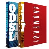 Box - Odisseia e Ilíada (2 Vols.) - Homero