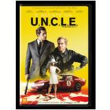 O Agente Da U.n.c.l.e. (DVD) - Jared Harris, Hugh Grant
