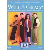 Will & Grace: 1ª Temporada  (DVD) - Sean Hayes, Debra Messing