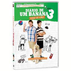 DVD - Diário De Um Banana 3: Dias De Cão - David Bowers ( Diretor ) - 7898512980872