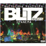 Multishow Registro - Blitz 30 Anos - Ipanema (CD) - Blitz