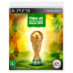 Copa do Mundo da FIFA Brasil 2014 (PS3) - Games - Livraria da Folha
