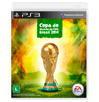 Copa do Mundo da FIFA Brasil 2014 (PS3)