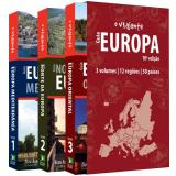 Guia O Viajante Europa (3 Volumes) - Zizo Asnis