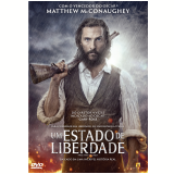 Um Estado de Liberdade (DVD) - Matthew McConaughey