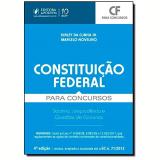 Constituição Federal Para Concursos - Dirley da Cunha JÚnior, Marcelo Novelino