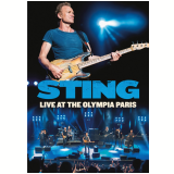 Sting - Live At The Olympia Paris  (DVD) - Sting
