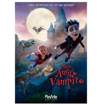 Meu Amigo Vampiro (DVD)