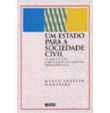 Estado para a Sociedade Civil, um