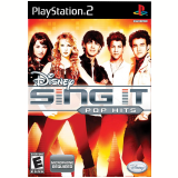 Disney Sing It: Pop Hits (PS2) -