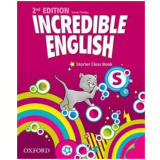 Incredible English Starter Class Book - Second Edition -