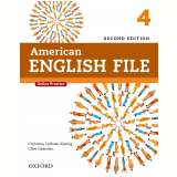 American English File 4 - Student Book With Itutor -