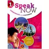 Speak Now 1 Student Book With Online Pract - Richards & Bohlke