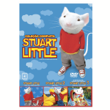 Stuart Little Colecao Completa (DVD) - Hugh Laurie
