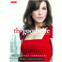 DVD - The Good Wife 5ª Temporada - Graham Phillips - 7899814202556