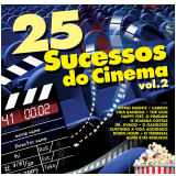 25 Sucessos Do Cinema - Vol 2 (CD) - Vários
