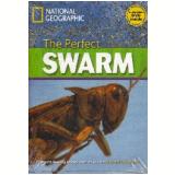 Footprint Reading Library - Level 8  3000 C1 - The Perfect Swarm - British English + Multirom - Rob Waring