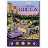 Almanaque Wicca 2017 - Editora Pensamento