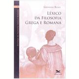 Léxica da Filosofia Grega e Romana (Vol. 09)