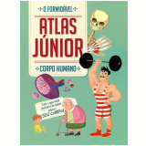 Corpo Humano: O Formidável Atlas Júnior - Yoyo Books