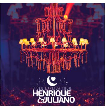 Henrique & Juliano - O Céu Explica Tudo (CD)