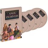 Anos Incríveis - 3ª Tempora Completa (DVD) - Dan Lauria, Fred Savage
