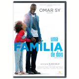 Uma Família de Dois (DVD) - Clémence Poésy, Omar Sy