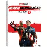 Marvel Universo Cinematográfico - Fase 1 (DVD) -