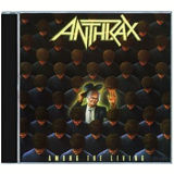 Anthrax - Amoung The Living (CD) - Anthrax
