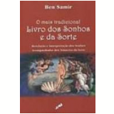 Mais Tradicional Livro dos Sonhos e da Sorte, o 32ª Edição