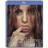 Kit Blu-ray + CD - Shakira - Oral Fixation Tour (Blu-Ray) - Shakira