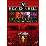 Heaven & Hell - Neon Nights � 30 Years of Heaven & Hell (DVD) - Heaven e Hell