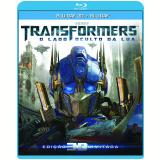 Transformers O Lado Oculto da Lua - 3D (Blu-Ray) - Josh Duhamel, Tyrese Gibson, John Turturro