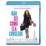 Não Sei Como Ela Consegue (Blu-Ray) - Vários (veja lista completa)